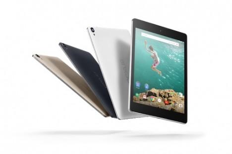 Nexus 9 en Play Store