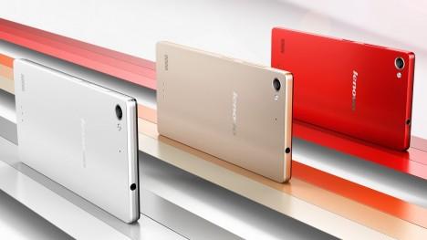 Phablet Android Lenovo VIBE X2