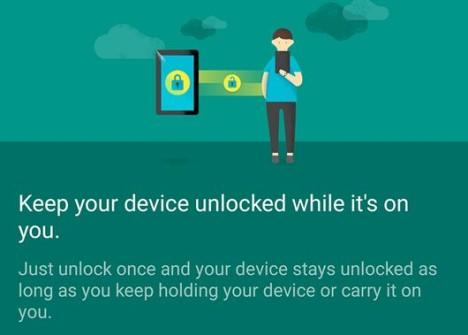 Deteccion de Movimiento en Lollipop Android 5.0