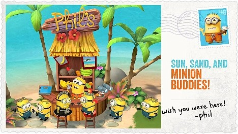 Minions-Paradise-for-Android