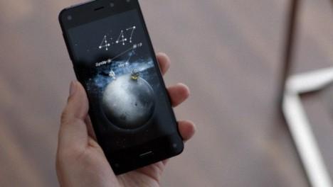 Amazon Fire Phone sin mensajes sms