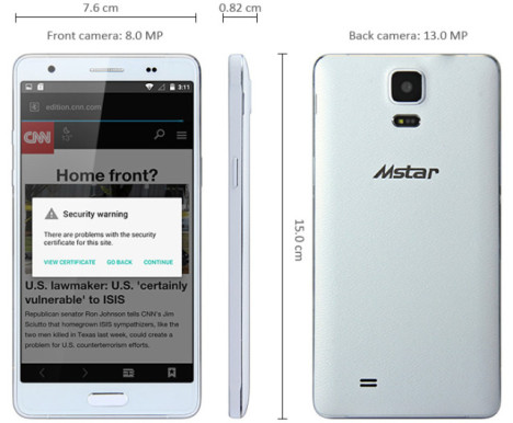 01 Mstar M1-phablet android barato