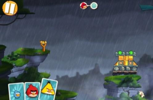 05 recuperar vidas en Angry Birds 2
