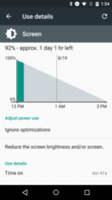 consumo de bateria Android Marshmallow 02