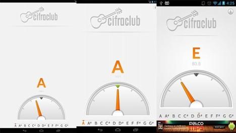 Cifra Club Tuner
