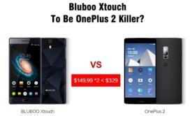 Bluboo Xtouch especificaciones