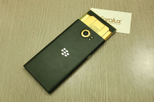 BlackBerry Priv de Oro