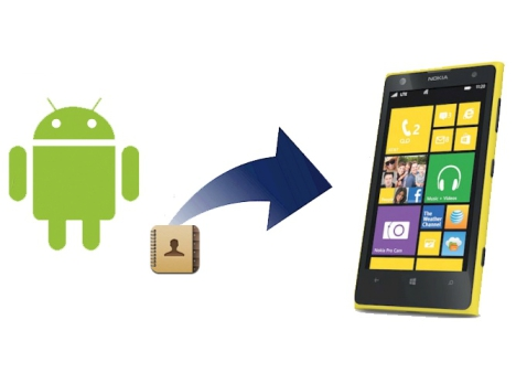Cambiarse de Android a Windows Phone