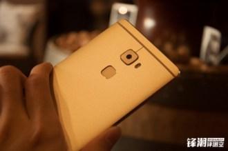 Huawei Mate - camara posterior