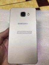 Samsung Galaxy A5 - Posterior