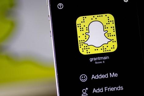 SnapChat en Android