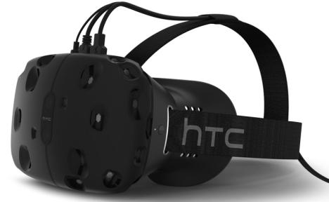 Realidad Virtual en HTC Vive VR