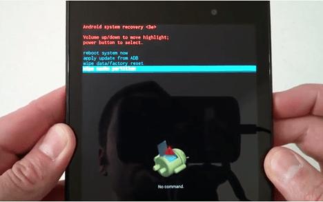 Instalar MarshMallow Android 6.0 en Nexus 7 WiFi 2013