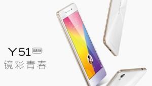Vivo Y51 con Lollipop Android 5.0