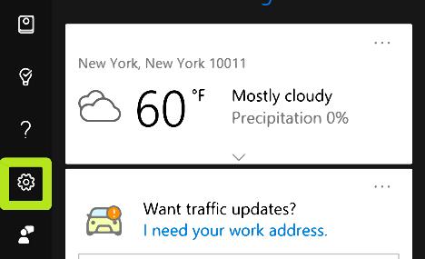 Trucos Cortana para Android