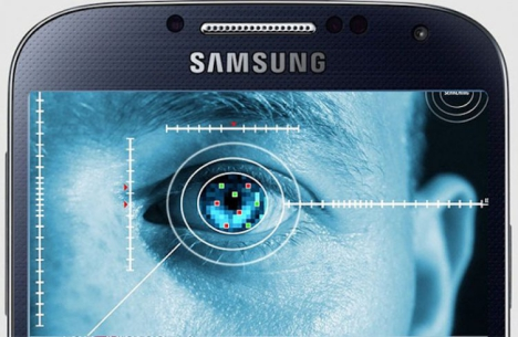 Scaner Iris Samsung Galaxy Note 7