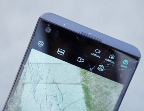 LG V20 gorilla glass
