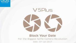 Vivo V5 Plus Selfie Camera Revolution