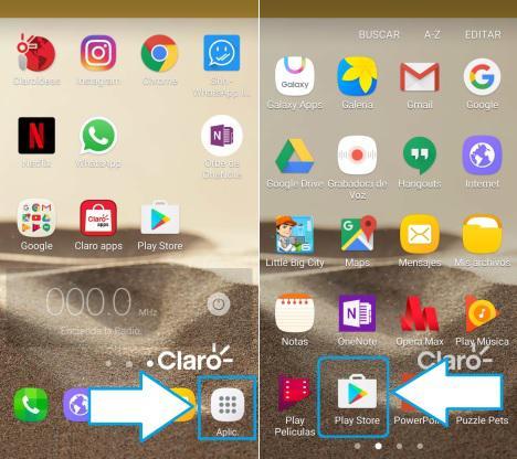 Actualizar Aplicaciones Android