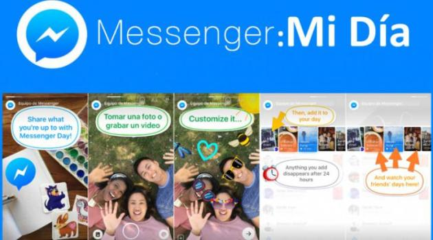 Día messenger Android