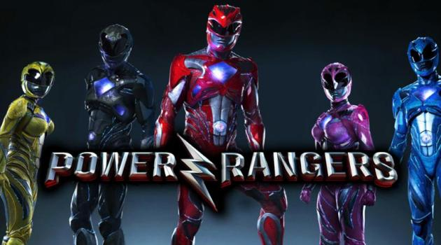 Juego Power Rangers en Android
