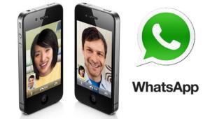 Video llamadas en WhatsApp