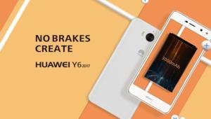 Especificaciones Huawei Y6 2017