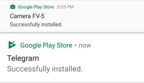 Nuevo logo aplicaciones Google Play Store 2017