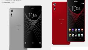 especificaciones del Sony Xperia X Ultra