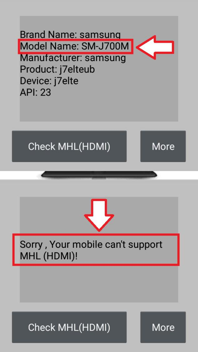 Clonar la pantalla Android con MHL