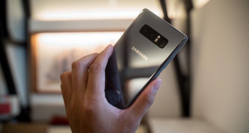 Galaxy S8 Plus versus Galaxy Note 8