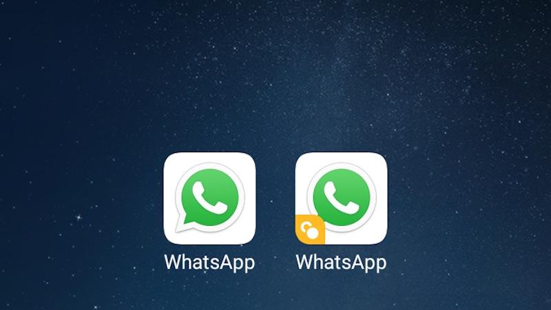 Clonar aplicaciones para Doble WhatsApp
