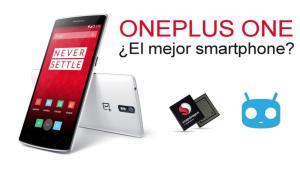 Teléfonos móviles OnePlus