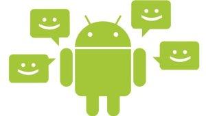 Mensajes de Android