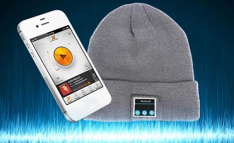 Gorras Bluetooth de lana: Interesante Gadget para tu SmartPhone Android