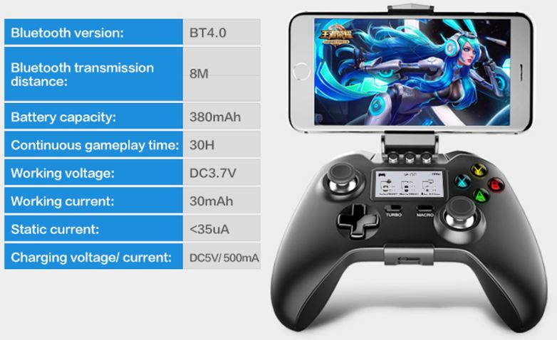 iPega PG-9063 control parental android