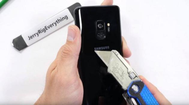 Galaxy S9 Dañado