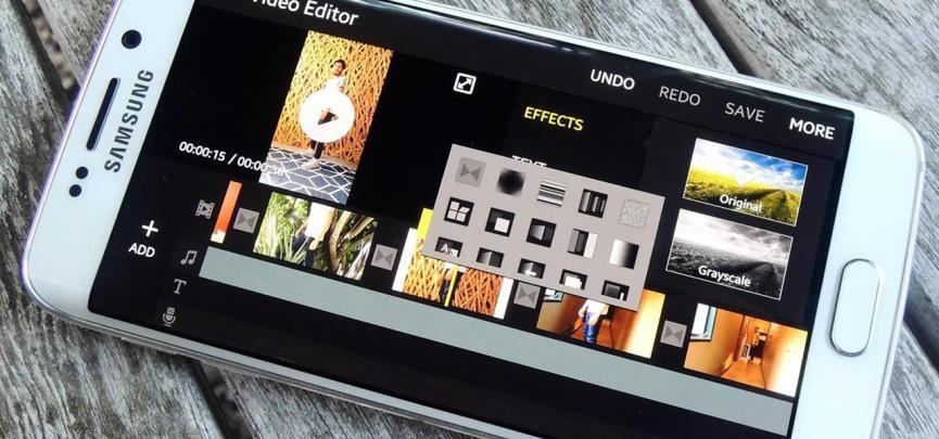 Movie Maker de Samsung desaparecerá con Android P