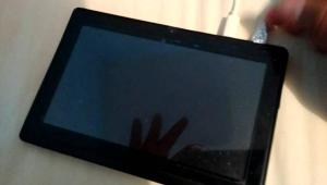 Tablet Android no Funciona
