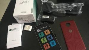 Moto Z Play Oreo Android 8.0