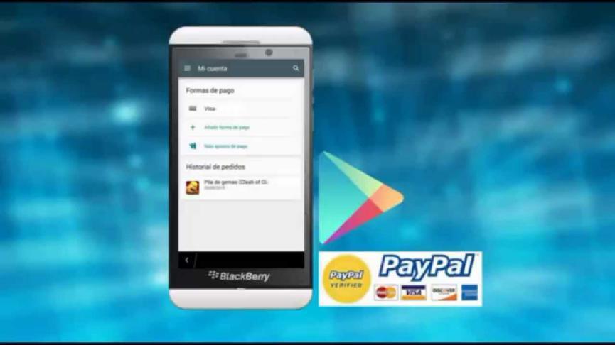 Cuenta de PayPal en Google Play Store: Ya la puedes usar en la Tienda