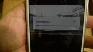 estabilizar videos con Google Photos