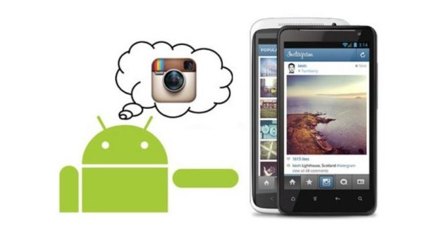 instagram Android historias