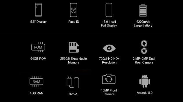 HomTom S99 smartphone para gamers