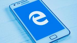 Microsoft Edge en Android eBooks