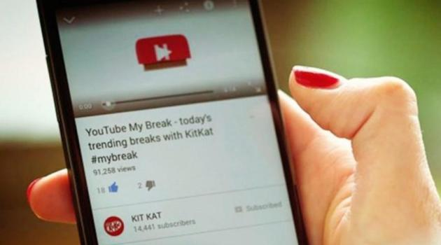 YouTube en Android