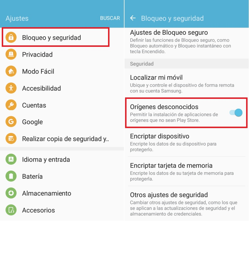 kaspersky labs trucos Android