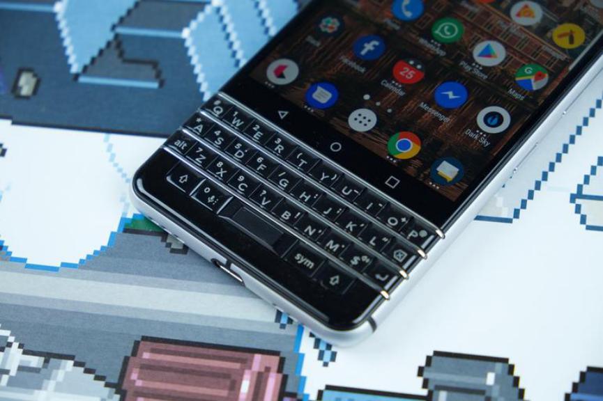 ¿Blackberry KeyOne con 2 Teclados? Cómo desactivar el táctil (en la pantalla)