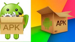 Extraer APK en Android