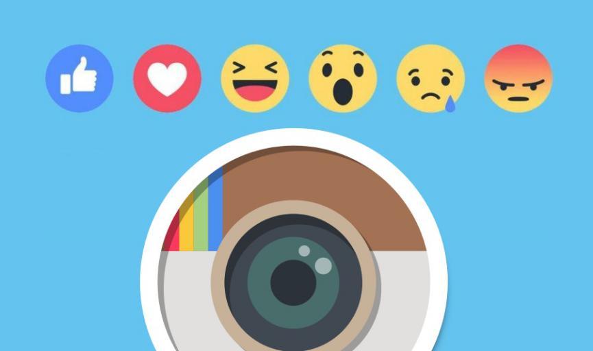 Instagram Android también tendría las Reacciones de Facebook